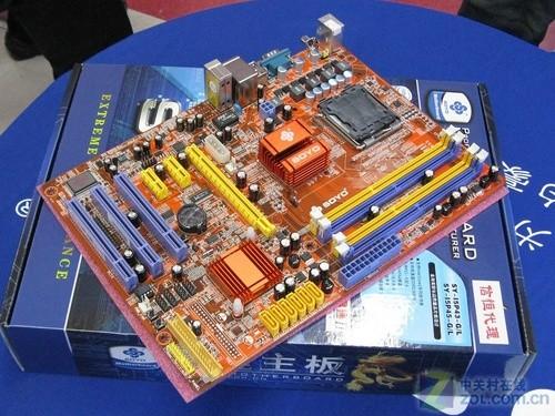 梅捷sy-i5p43-g v2.0主板