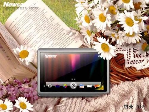 纽曼A15展现低调奢华 新闻 通宝数码 资讯 新闻 评论 导购 手机 相机